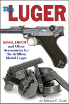 THE LUGER SNAIL DRUM and Other Accessories for the LP08.Ref.#33d