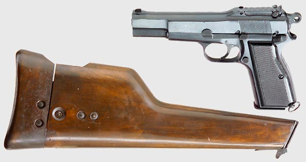 Browning (Inglis) High-Power Pistols