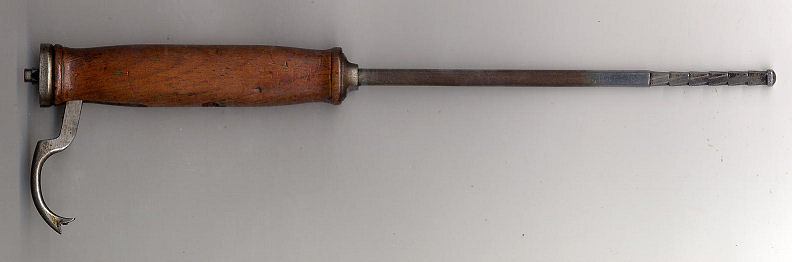 Mauser Broomhandle Pistol Cleaning rod Putzstock. Ref.# D3c