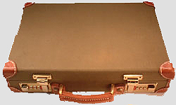 Mauser C96/M712 Broomhandle Pistol Canvas Carry Case. Ref.#K3