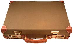 Mauser C96 Broomhandle Canvas Carry Case. Order.Ref.#133