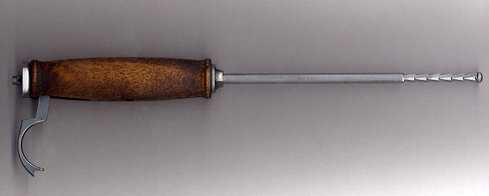 Mauser Broomhandle Pistol Cleaning rod Putzstock. Ref.# D3d