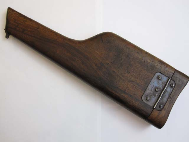 Mauser Broomhandle C96 Shoulder Stock.Ref.#C05BH