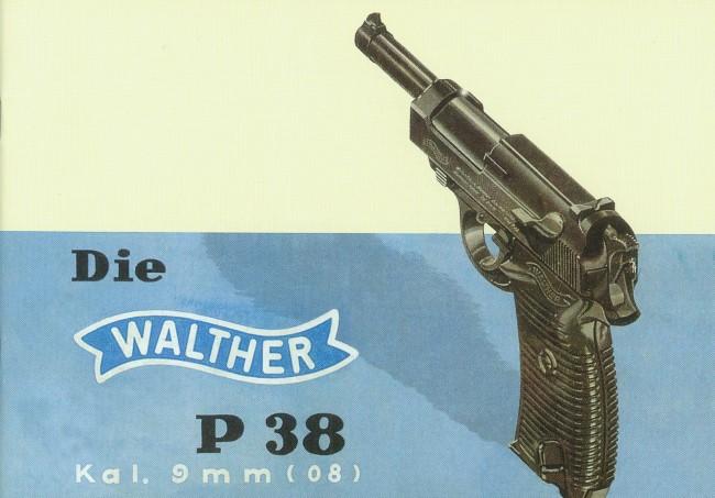 cmr classic firearms walther p38 pistol manual ref f11 rh cmrfirearms com
