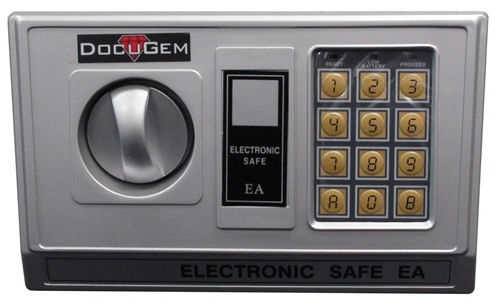 The DocuGem Gun Safe. Prod. Ref# G1015