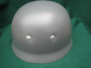 M38 Paratrooper Helmet Grey (2nd Model). Ref. #Y3