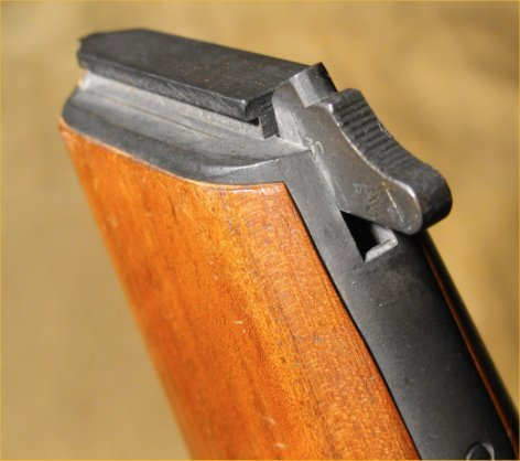 FN Browning (Inglis) Hi-power shoulder stock iron.Ref.#BHP.01