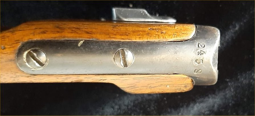 Luger Board Luger Artillery LP-08 Shoulder Stock. Ref. #N2LP