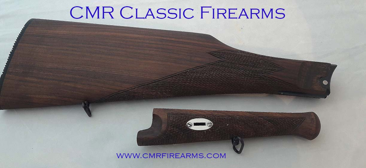 Luger Carbine Stock & Forend (set). Ref.#04SF