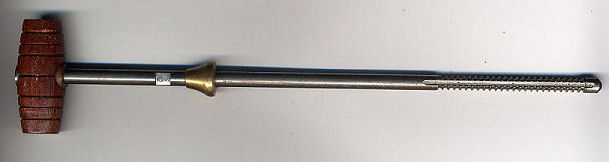 Luger Cleaning Rod - Swiss Police. Ref.# 01