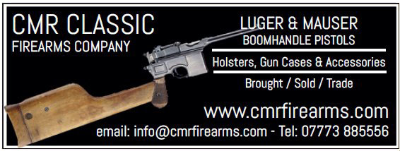 CMR Classic Firearms Banner