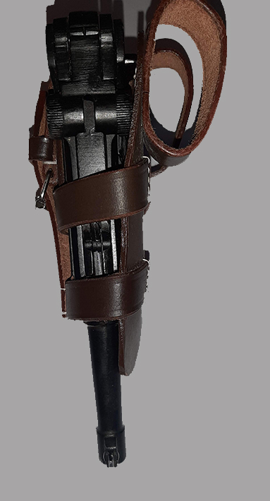 Luger 9mm Paratrooper Holster. Ref.#10ph