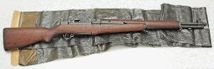 U.S. M1 Garand Rifle WW11 Invasion Cover.Ref. Ref. #Y1b