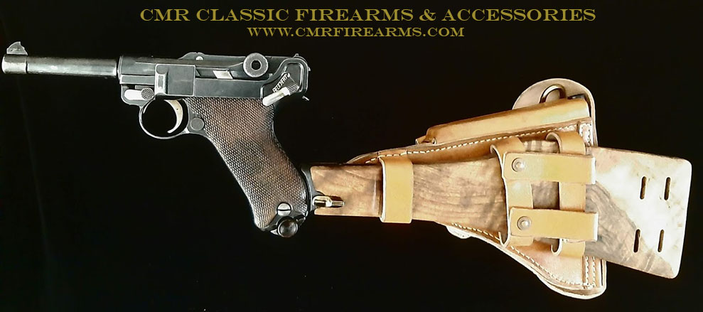 Luger Holster P08 M/23 WW11 model. Ref.#L2cr
