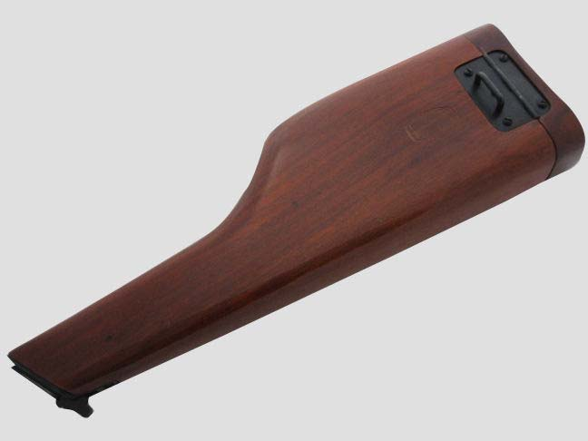 Mauser Broomhandle M712 Schnellfeuer shoulder Stock.Ref.D2ab