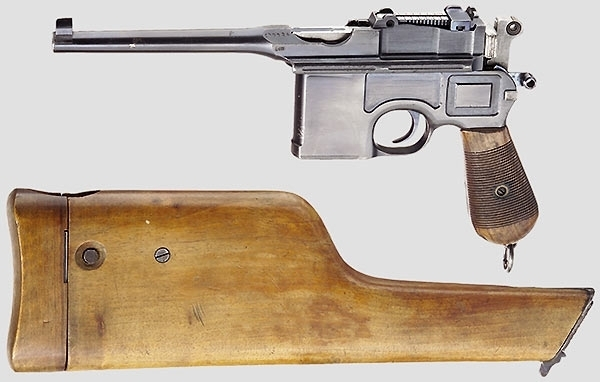 Accessories C96 Mauser 1896 Broomhandle Pistol