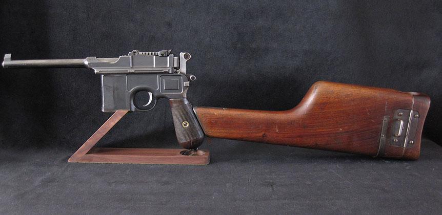 cmr classic firearms luger pistol mauser c96 broomhandle pistols