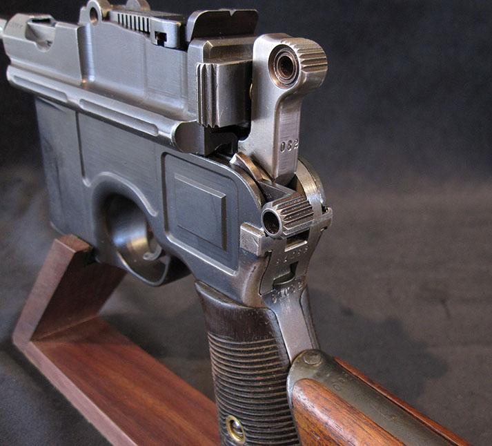 Custom Mauser Question
