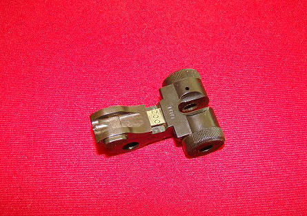 Luger Navy Rear sight adjustable.Ref.#01Nav.rs