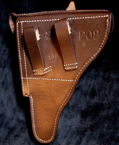 Luger Holster German Police WW11 P-08 Luger. Ref. #L6b