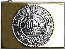 Imperial German WW1 Bavarian Belt Buckle