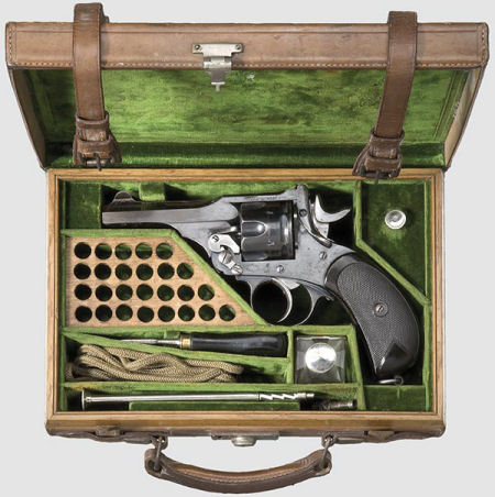 Webley Pistol Accessories