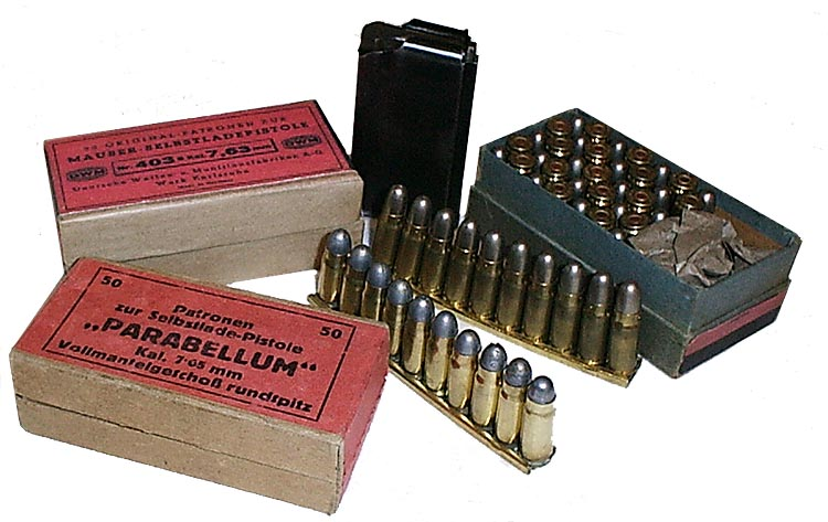 Ammunition Boxes German. Ref. #Z1