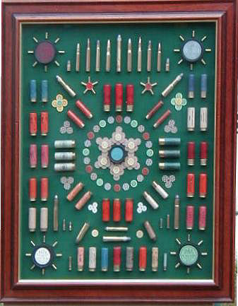 CSG British Shotgun Cartridge Board. Ref # SP10